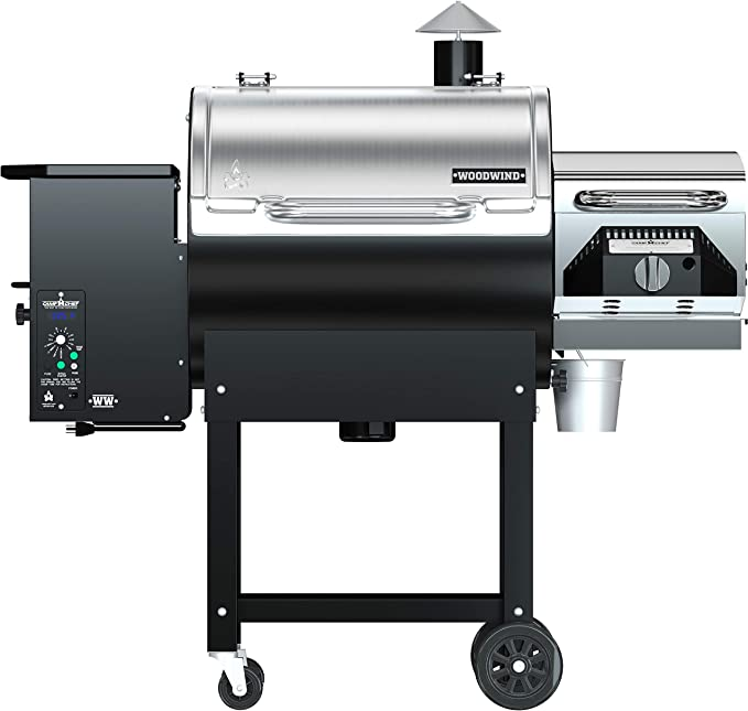 Camp Chef Woodwind Classic Pellet Grill with Sear Box (Woodwind)