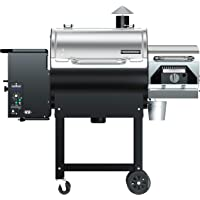 Camp Chef Woodwind Pellet Grill with Sear Box - Smart Smoke Technology - Ash Cleanout System