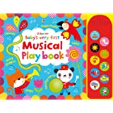 Baby's Very First Touchy-Feely Musical Play Book (Baby's Very First Books)