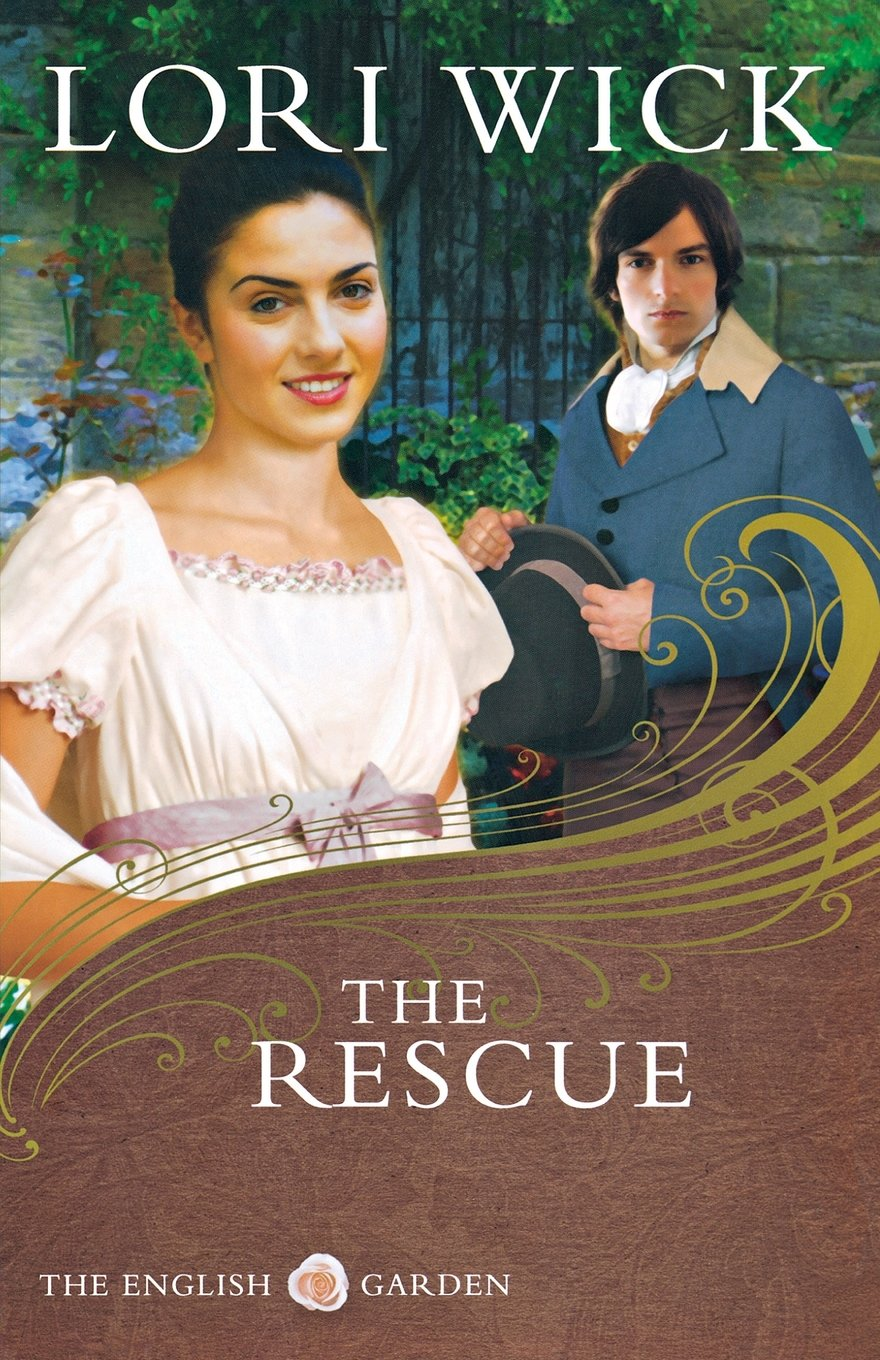 Download The Rescue The English Garden 2 By Lori Wick