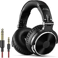Auriculares para DJ OneOdio, auriculares de estudio, auricular sobre la oreja, auriculares estéreo de alta calidad con…