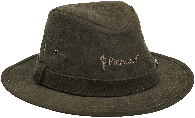 Pinewood 9516 Jagd und Freizeithut Wildlederbraun