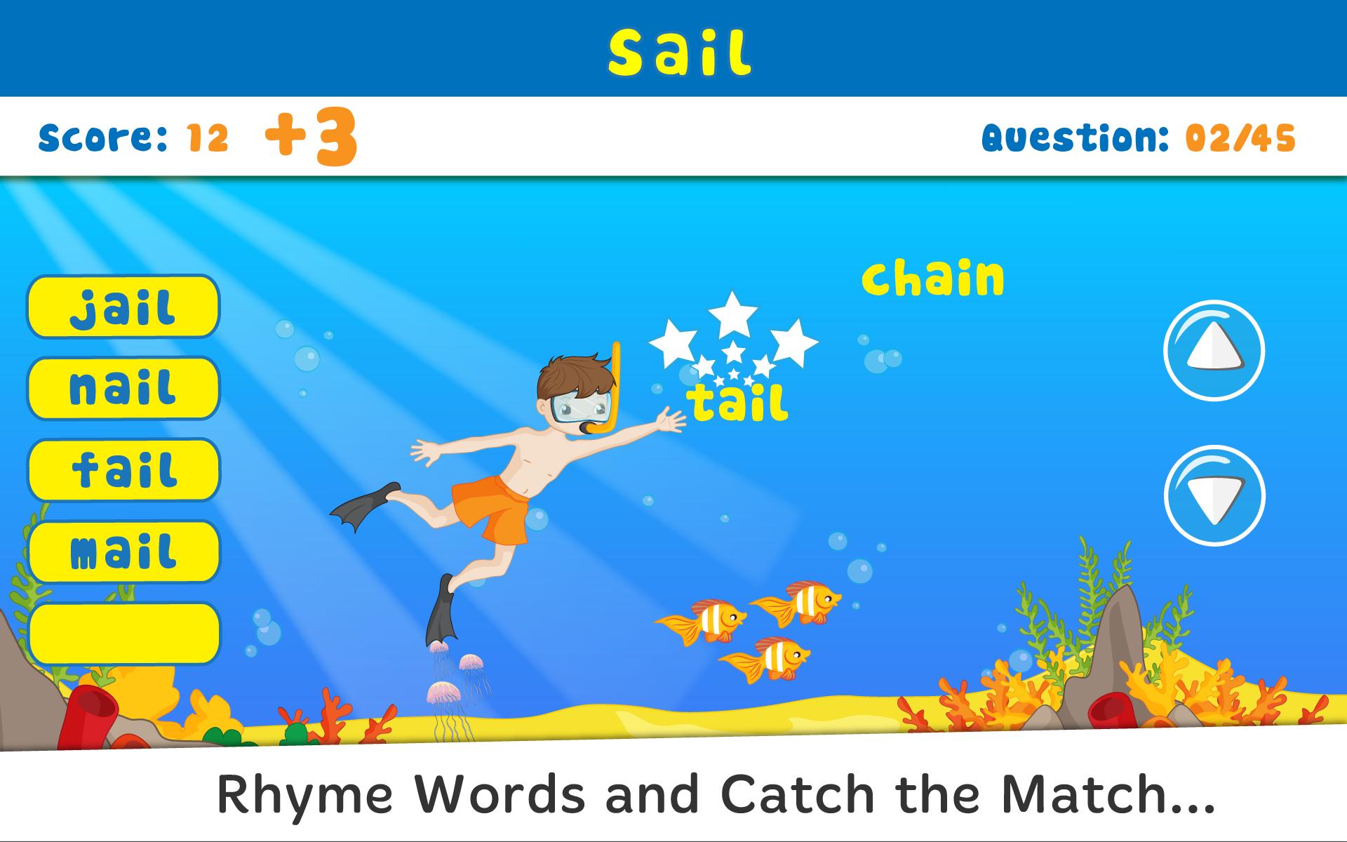 Amazon.com: Bud\'s Rhyming Words - Kids Learn Word Families, CVC ...