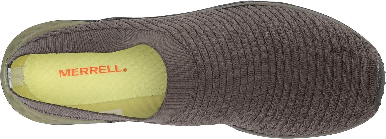Merrell Knit Slip On Slides RANGE SLIDE AC In Black Size  8.5 or 9.5 NEW