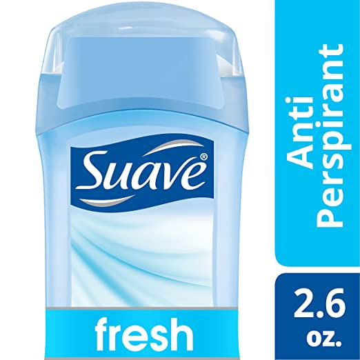 Suave Antiperspirant Deodorant, Shower Fresh 2.6 oz
