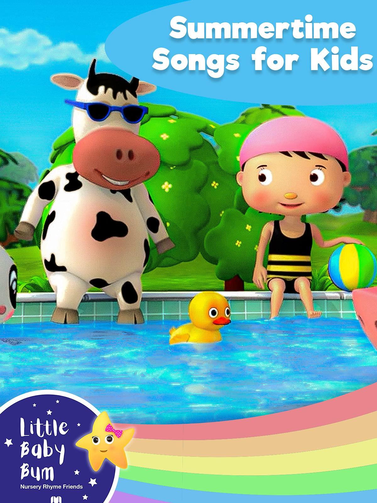 Little Baby Bum - Summertime Special