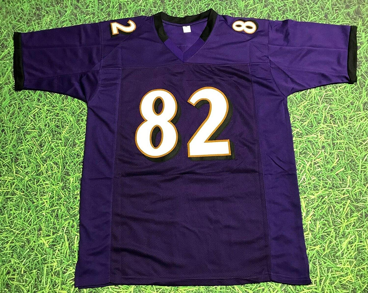 TORREY SMITH AUTOGRAPHED BALTIMORE RAVENS JERSEY JSA at Amazon's ...