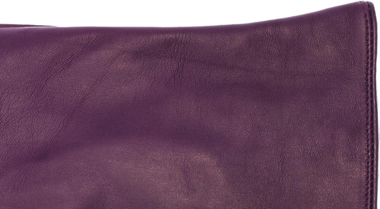 lang modisch EEM Damen Leder Handschuhe MARIA aus Lammnappaleder elegant