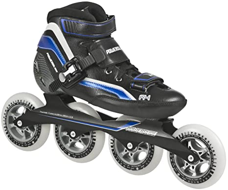 19ce7dd4129 Powerslide Inline-Skate R4 II Schwarz 38: Amazon.de: Sport & Freizeit