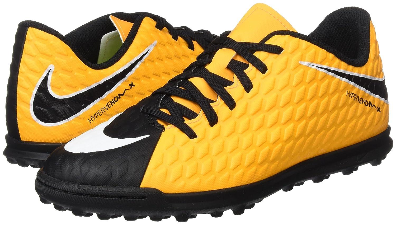 Amazon.com: NIKE Jr. Hypervenomx Phade III (TF) Astro Turf Trainers - Laser Orange: Shoes