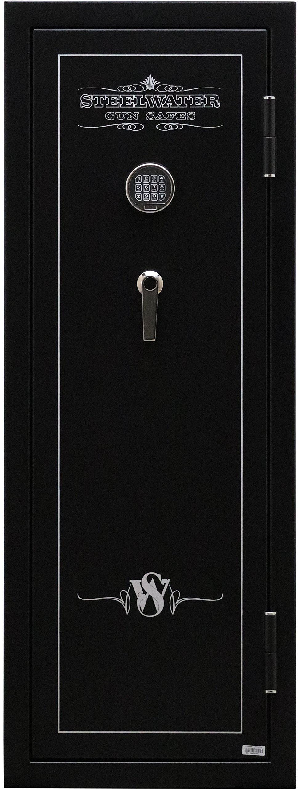 New and Improved Steelwater Standard Duty 16 Long Gun Fire Protection for 60 Minutes AMEGS592216-BLK by Steelwater Gun Safes (Image #3)