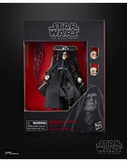 Star Wars The Black Series Emperor Palpatine Action Figure with Throne 6 Inch-Scale Star Wars: Return of the Jedi Collectible
