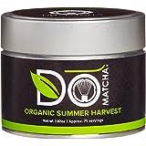 DoMatcha Green Organic Summer Harvest Green Tea, 2.82 oz. Tin