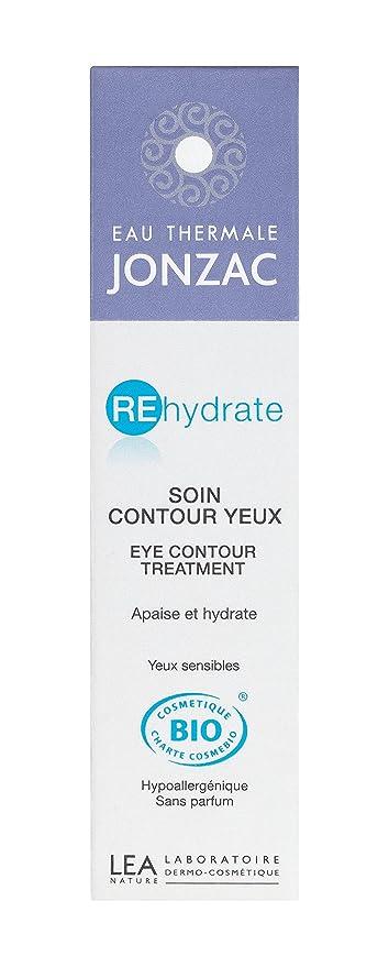 b01667676c15 Eau Thermale Jonzac Soin Contour des Yeux sans Parfum Flacon Pompe de 15 ml  - cosmetique