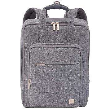 Rucksäcke Koffer, Taschen & Accessoires Titan Barbara Backpack Rucksack Laptoptasche Tasche Grey Grau Neu