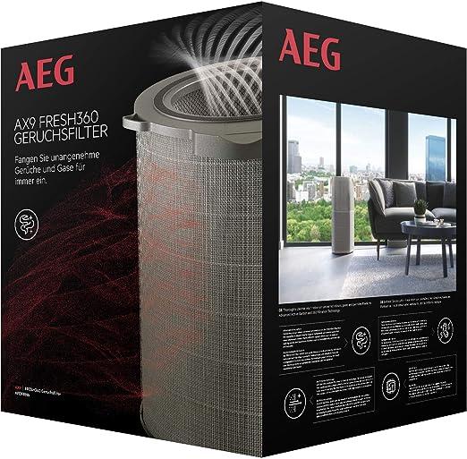 AEG 900 922 997 Filtro antiolores para purificador de Aire AX91 ...
