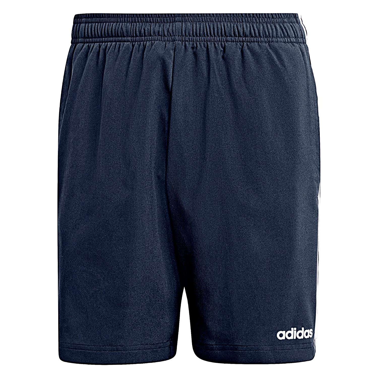 55c41ce5efb32 adidas Men's Essentials 3 Stripes 7in Chelsea Sport Shorts: Amazon.co.uk:  Sports & Outdoors
