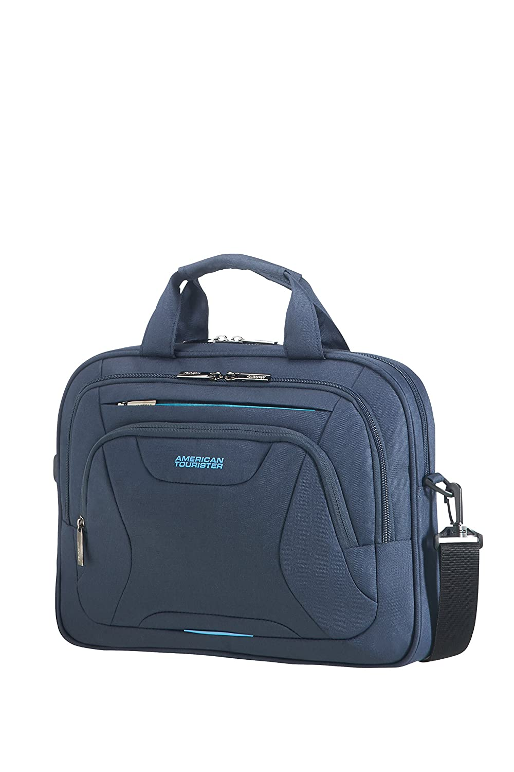 AMERICAN TOURISTER at Work Laptoptasche 13.3-14.1, Aktentasche, 39 cm, 10 L, Midnight Navy 88531/1552