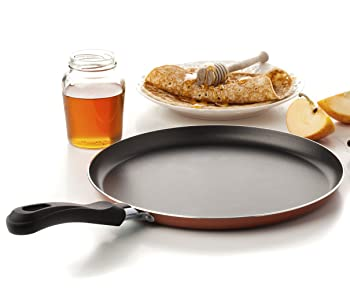 Maxi Nature Kitchenware Aluminum Crepe Pan