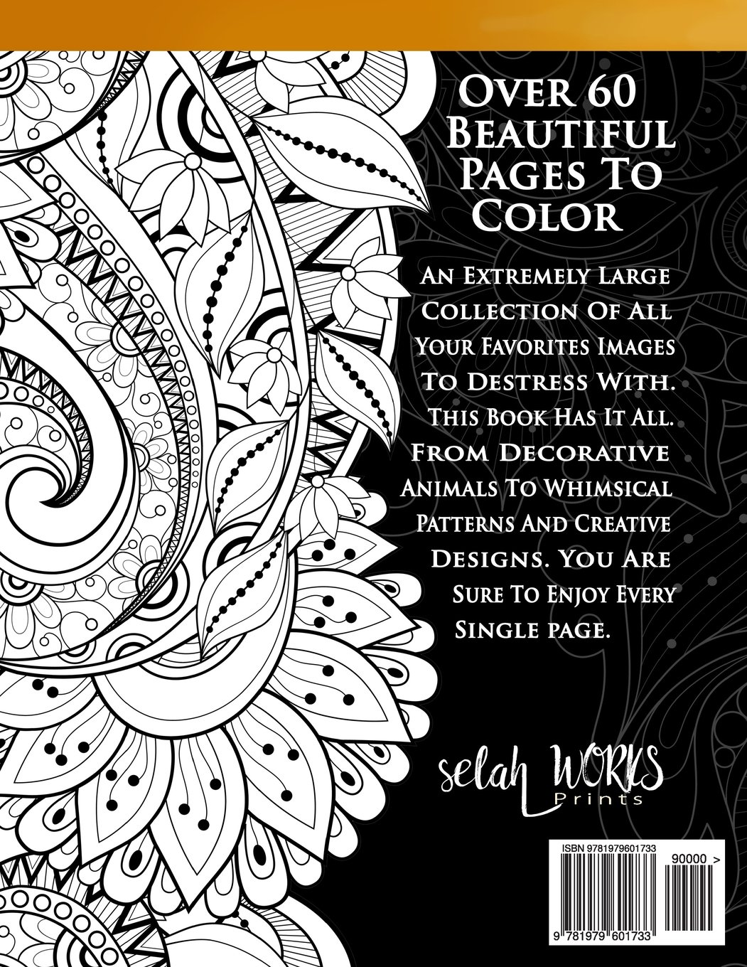 525dd8439d33 Amazon.com: Adult Coloring Book : Stress Relieving Designs Animals,  Mandalas, Flowers, Paisley Patterns And So Much More: Coloring Book For  Adults ...
