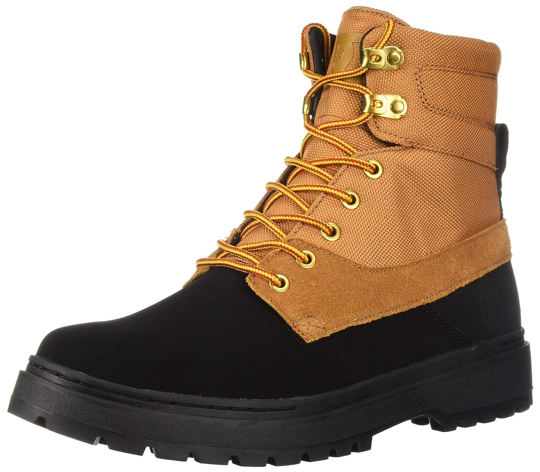 b4df5a3d8b6 DC Shoes Mens Shoes Uncas Lace-Up Boots Adyb700023