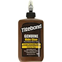 Titebond 5013 Liquid Hide Wood Glue (8 oz bottle)