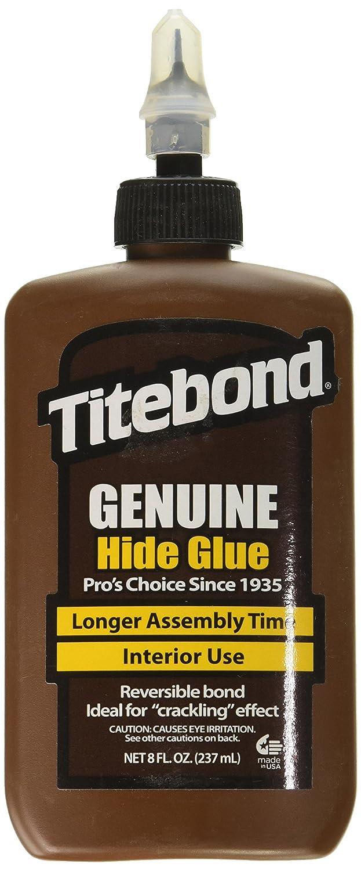 Titebond Liquid Hide Glue, 8-Ounces #5013
