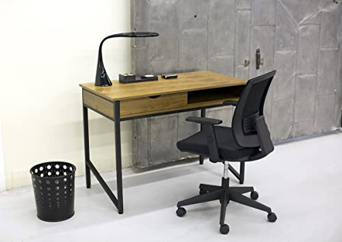 Safco Products Studio Single Drawer Desk