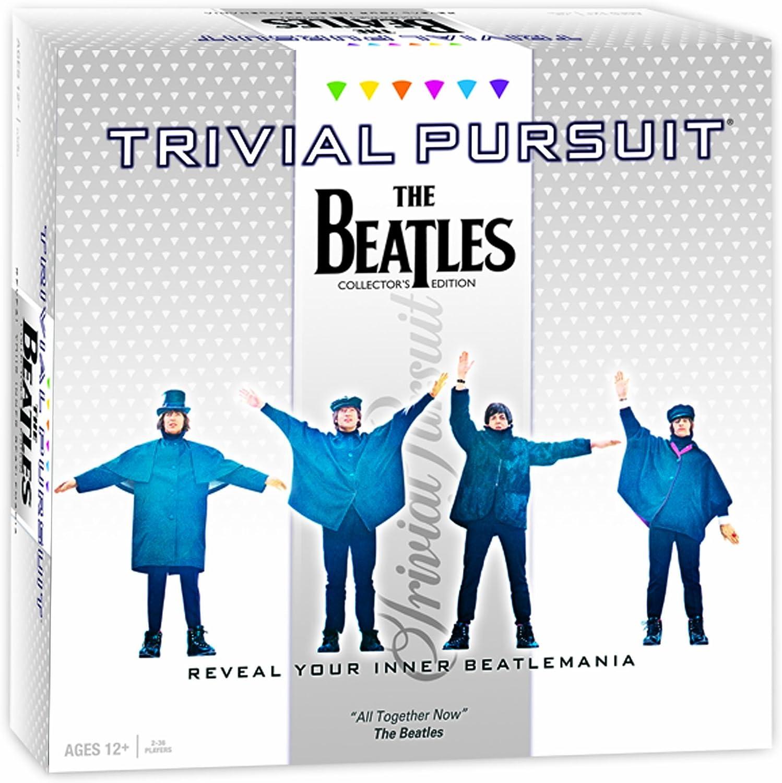 Beatles Trivial Pursuit: Beatles Trivial Pursuit: Amazon.es: Juguetes y juegos
