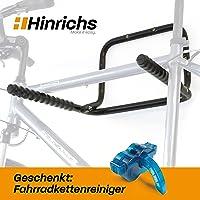 Hinrichs Soporte Bicicletas Pared - Portabicicletas de Pared