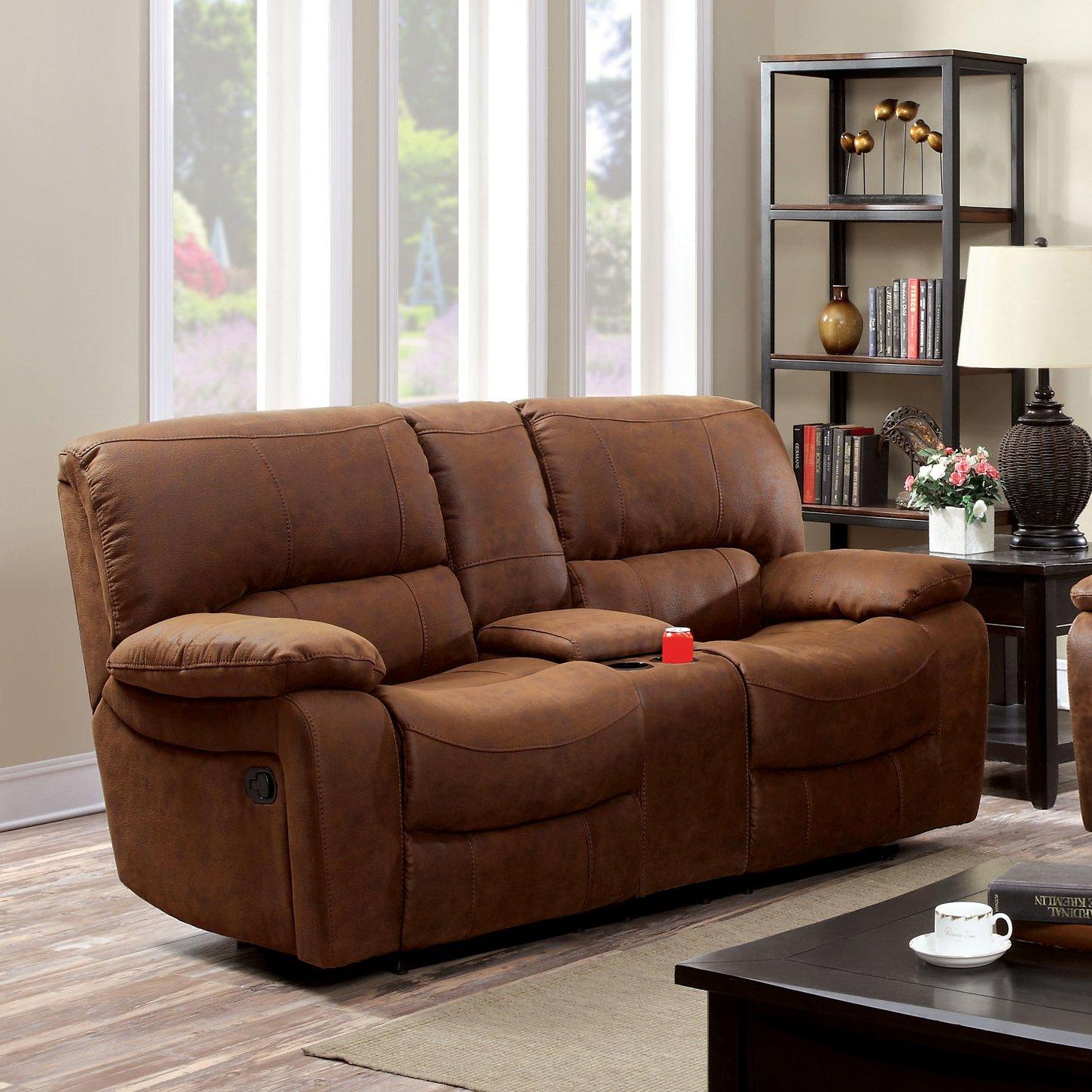 Amazon.com: Muebles de América LaFrance Sillón Reclinable ...