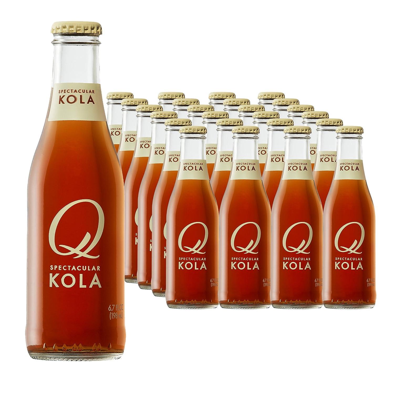 Amazon com : Q Drinks, Q Kola Spectacular Kola, Premium