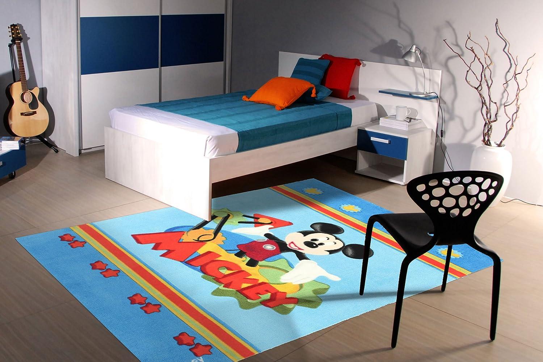 IT-11194-Tappeto per Bambini camerette Disney fantasi Cm 120x80 -Galleria farah1970