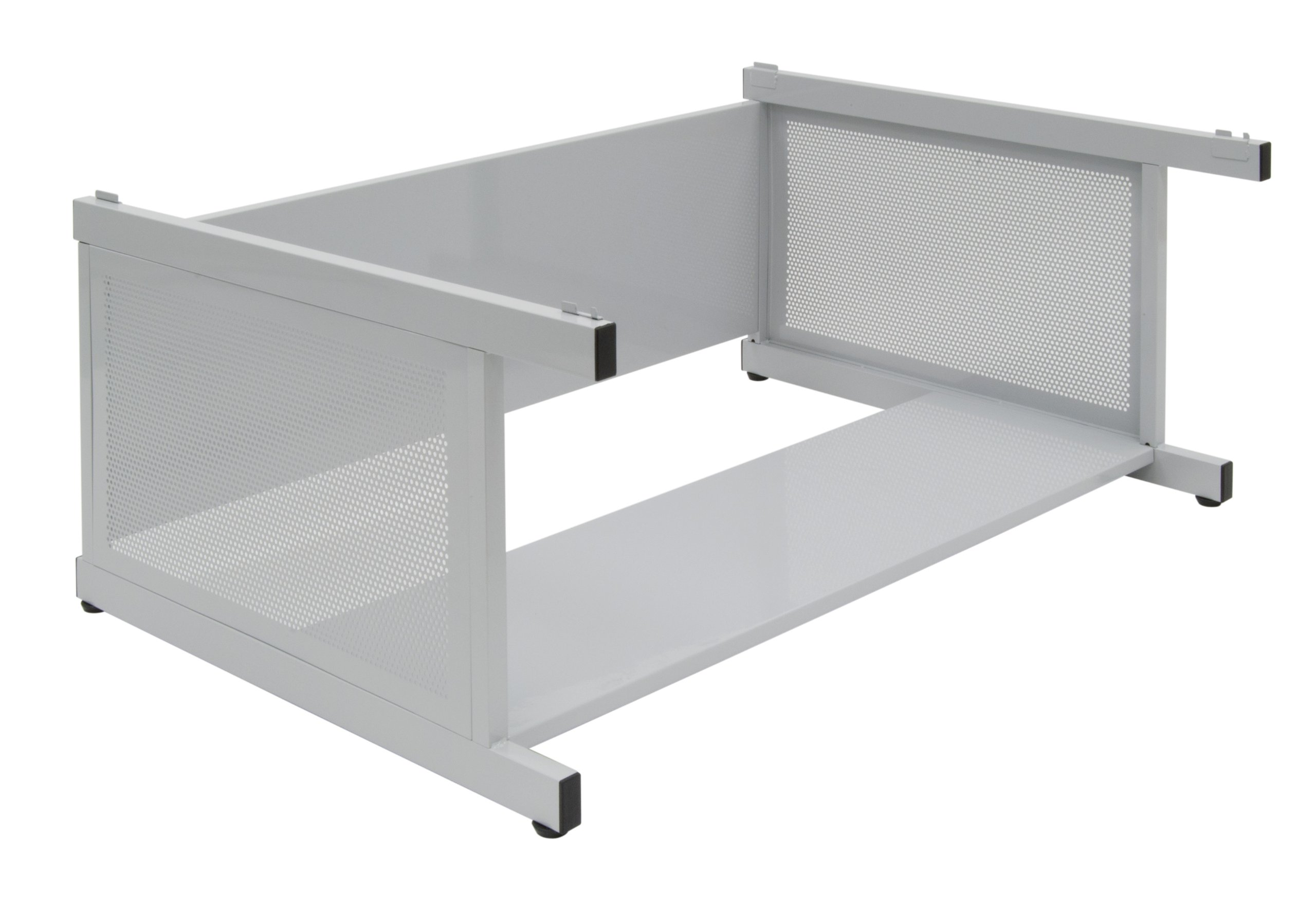 Studio Designs Flat File Stand in Light Grey 46.75 inches wide by 35.5 inches deep 60735