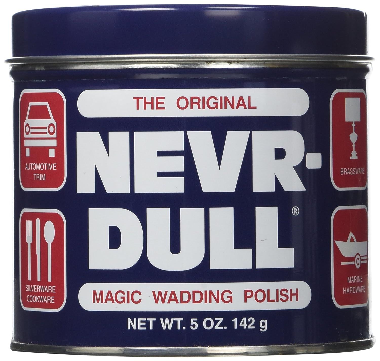 Nevr Dull NEVER DULL POLISH 5OZ BASCH GEORGE CO INC