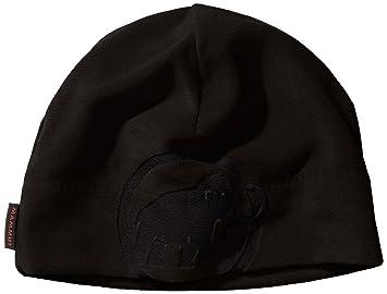 5634e9206c Mammut Erwachsene Beanie Fleece, Black, One Size, 1090-02562-0001-1 ...