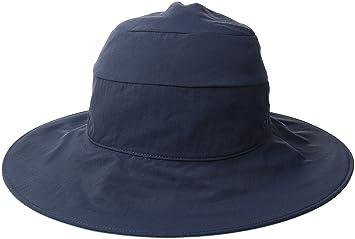 5fd67e02 Jack Wolfskin Women's Supplex Atacama Hat Headgear, Medium, Midnight Blue