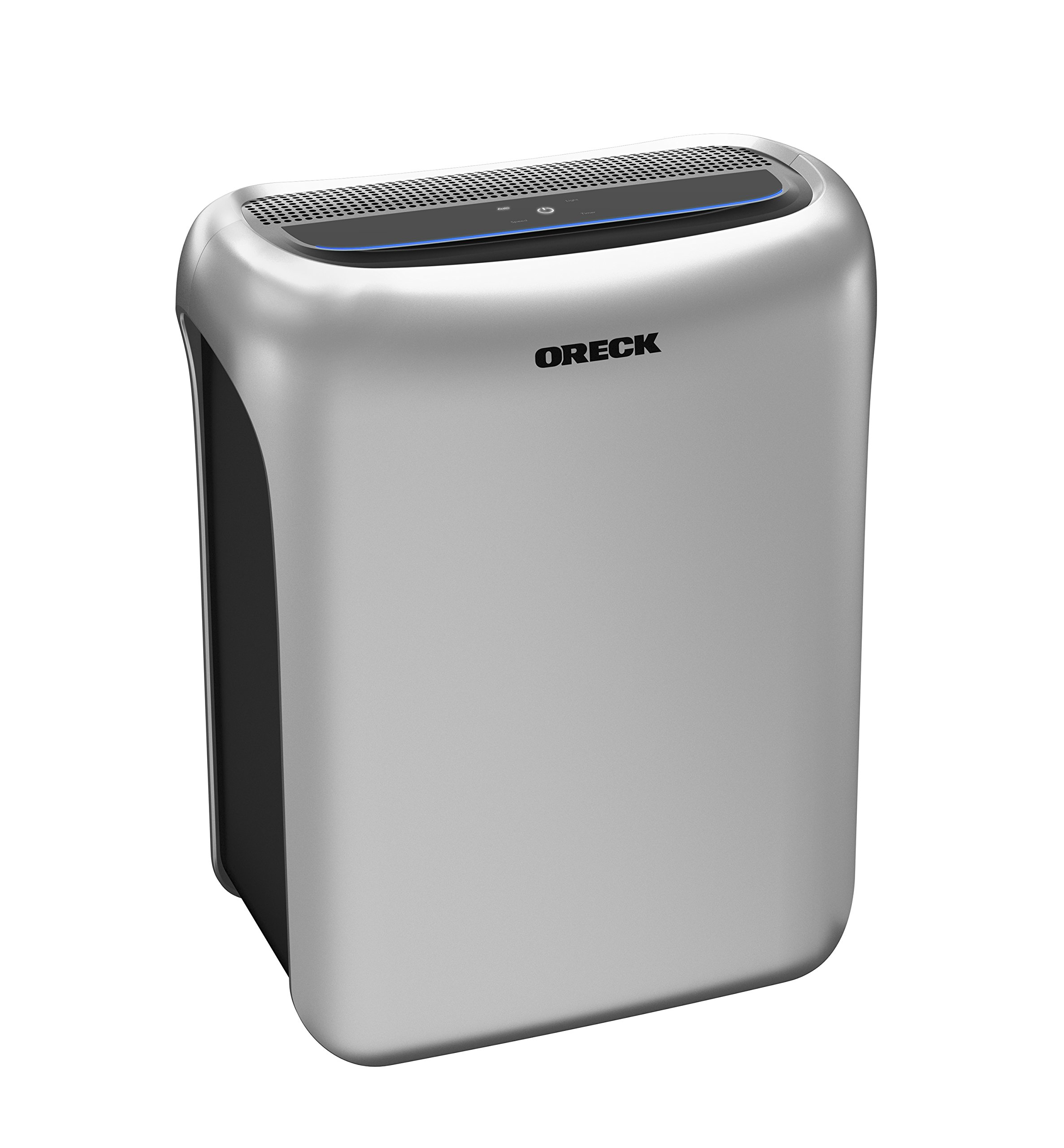 Oreck WK16002 Air Response HEPA Purifier with Odor Control & Auto Mode for Large Rooms (Available in 3 Sizes)