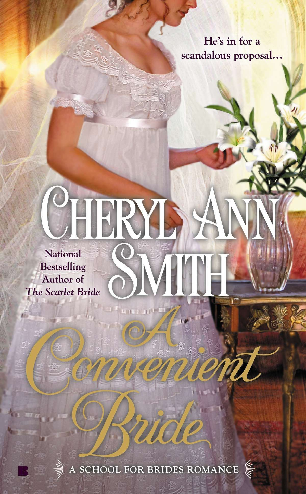 A Convenient Bride (A School For Brides Romance)
