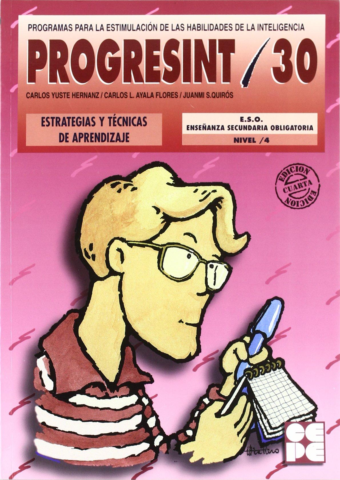 Download Progresint / 30 - Programas Para La Estimulacion.. (Spanish Edition) ebook