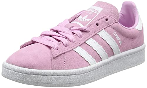 best website b6b68 606c6 adidas Unisex Kids Campus Low-Top Sneakers, (Frost Pink Footwear White)