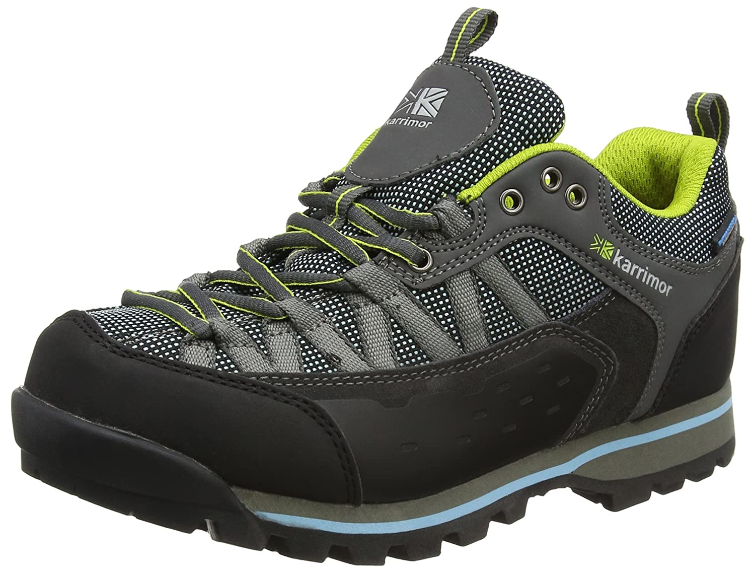 TALLA 41 EU. Karrimor Spike Low 2 Ladies Weathertite, Zapatillas de Senderismo para Mujer