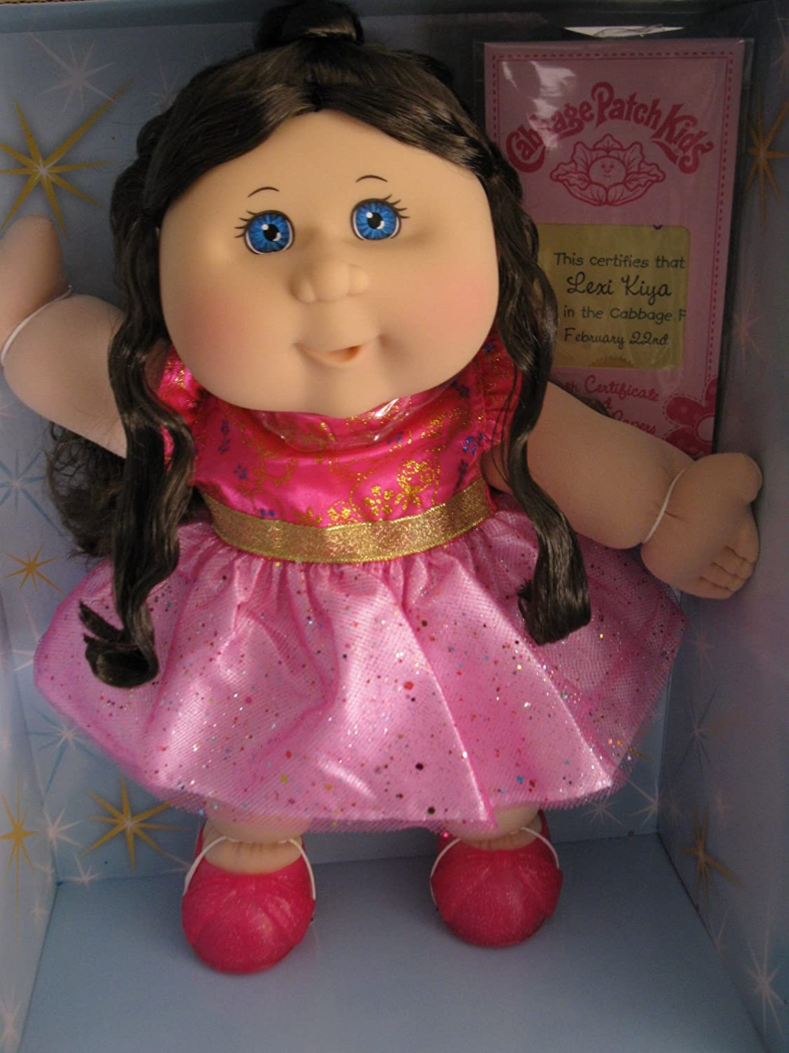 Buy Cabbage Patch Kids - Sparkle Collection CPK - Caucasian Girl
