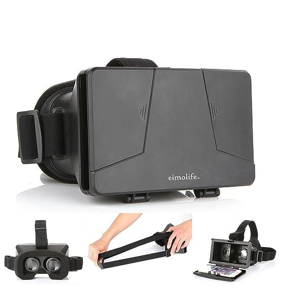c556ce0a4f0a Amazon.com  LEAP-HD® 2015 NEW UPDATED! VIRTUAL REALITY CARDBOARD ...