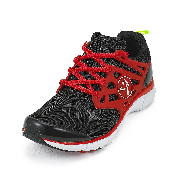Zumba Footwear Zumba Fly Fusion, Zapatillas de Deporte para Mujer 39 EU|Negro (Black)