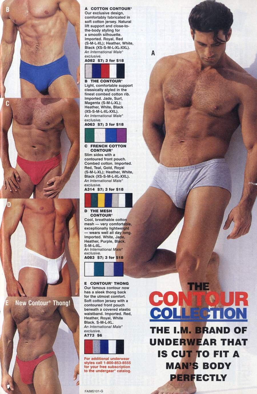 5cf660c598 International Male Catalog - Fall Fashion Preview 1995: Donn Wilson:  Amazon.com: Books