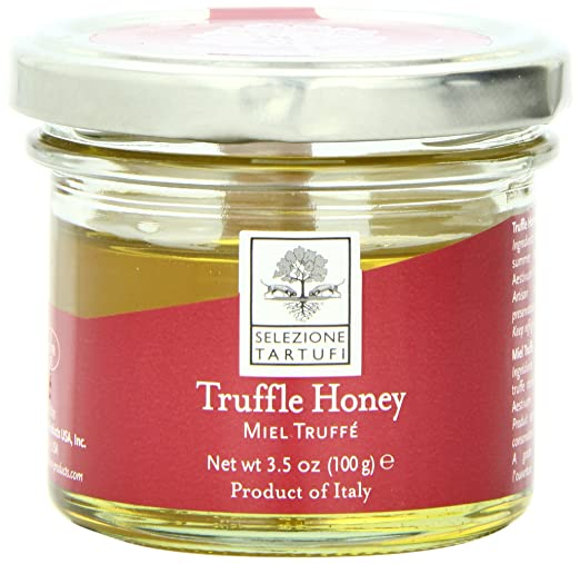 Selezione Tartufi Truffle Acacia-Honey, 3.5 Ounce Unit