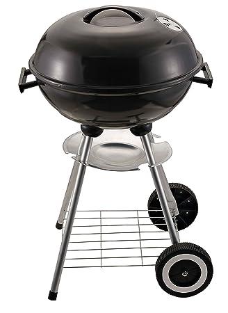 yanka de carrito Style BBQ Barbecue Grill – Barbacoa (Carbón vegetal parrilla/Barbacoa/