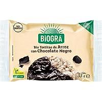 Tortita Arroz Con Chocolate Negro y Coco BIO