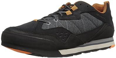 16c3d47f9e753 Amazon.com | Merrell Men's Burnt Rock Fashion Sneaker | Fashion Sneakers